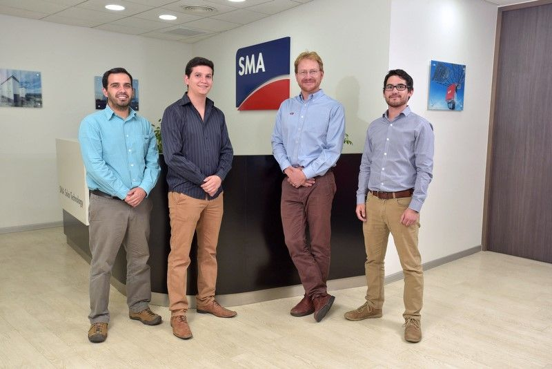 Sales Team SMA South America